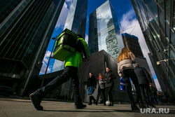 Виды Москвы-Сити, москва-сити, деловой центр, небоскребы, деливери-клуб