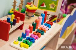 Торжественное открытие четвертого здания детского сада № 43 в микрорайоне Академический. Екатеринбург, детский сад, цифры, дошкольное учреждение, детские игры, развивающая игра, детский садик