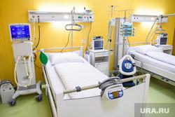Открытие второго корпуса клиники УГМК-Здоровье. Екатеринбург, медицинское оборудование, больничная палата, медицина, здравоохранение, больница, частная клиника