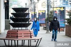 Жизнь в Екатеринбурге во время нерабочей недели, объявленной президентом Путиным для снижения распространения коронавируса COVID-19 , екатеринбург , коронавирус, пандемия, covid-19