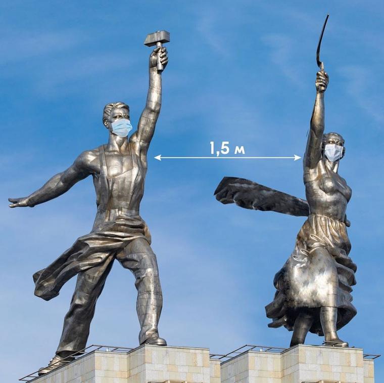 Сколько любознательных людей в России верят в ковид? Интересный итог соцопроса