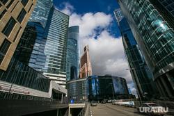 Виды Москвы-Сити, москва-сити, деловой центр, небоскребы
