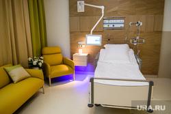 Открытие второго корпуса клиники УГМК-Здоровье. Екатеринбург, больничная палата, медицина, здравоохранение, больница, частная клиника