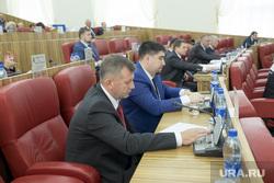Заседание законодательного собрания ЯНАО. Салехард, голубенко александр, вершинин иван