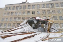 Снегопад в апреле во время пандемии коронавируса.  Курган , снег, снегопад, холод, разрушение, плохая видимость, снег в городе, сугробы в городе, плохая погода, вьюга, метель, снег в кургане
