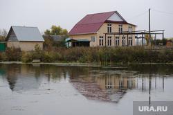 Дача Андрея Заленского в Касли, Челябинская область