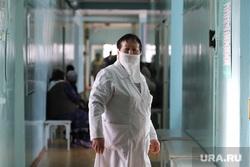 Визит врио губернатора Курганской области Шумкова Вадима в Шадринск, врач, больница