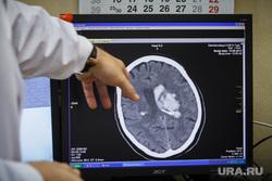 Евгений Куйвашев посетил ОКБ №1. Екатеринбург, диагностика, мозг человека, томография, онкология, рак, томограмма
