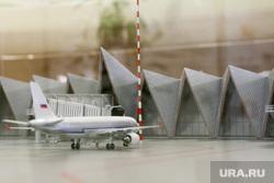 Макет реконструкции Аэропорта Новый Уренгой, аэропорт, макет, новый уренгой