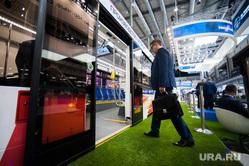 ИННОПРОМ-2019. Первый день международной промышленной выставки. Екатеринбург, трамвай, иннопром2019