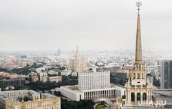 Виды с квадрокоптера. Екатеринбург, правительство РФ, гостиница украина, город москва, вид сверху