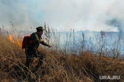 Учения МЧС по тушению лесных пожаров и сельскохозяйственных палов. Челябинск, дым, пожарный, пожар