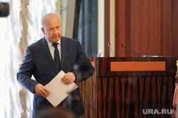 Заседание правительства Челябинской области. Челябинск, климов олег, портрет