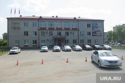 Визит Евгения Куйвашева в Тавду, администрация тавды