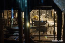 Поездка Евгения Куйвашева в Североуральск: шахта Черемуховская-Глубокая и вручение ключей, горизонт, шахта черемуховская глубокая