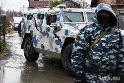 Место антитеррористической операции в Екатеринбурге,  где уничтожили трёх террористов. Екатеринбург, фсб, тигр, контртеррористическая операция, кто