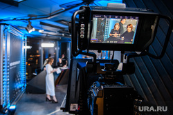 Телестудия РМК в БЦ Высоцкий. Екатеринбург, камера, видеокамера, студия, съемка, бриль анжелика, телестудия, шоу, телестудия startup reality, телевидение рмк