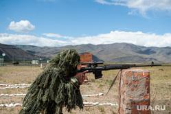 Учения горного мотострелкового соеденинения на полигоне Кара-Хаак. Республика Тыва, Кызыл, военные, снайпер, стрелки, снайперская винтовка, военные учения, горная местность, полигон кара хаак
