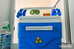 Дополнительная лаборатория для выявления коронавирусной инфекции в Челябинске на базе Областного центра по профилактике и борьбе со СПИДом. Челябинск, лаборатория, прием анализов, эпидемия, врачи