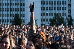 """Выступление группы """"Little Big"""" на фестивале Ural Music Night. Екатеринбург"""