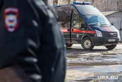 Последствия от взрыва газа в доме № 19 на улице Доменщиков. Магнитогорск, полиция, ск