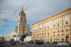 Клипарт. Москва, министерство иностранных дел рф, мид