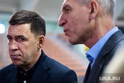 Визит министра спорта РФ в Екатеринбург, куйвашев евгений, матыцин олег