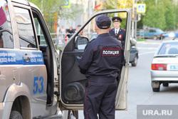 Праздник 9 мая во время самоизоляции жителей. Курган , ппс, полиция, машина ппс