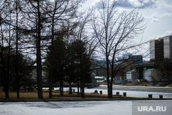 Виды города во время вынужденных выходных из-за ситуации с CoVID-19. Екатеринбург, екатеринбург , covid-19, пустой город