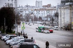 Екатеринбург во время режима самоизоляции по COVID-19, эпидемия, проспект ленина, виды екатеринбурга, коронавирус, covid-19