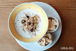 Завтраки: Маккерони и Маммас Биг Хаус г. Екатеринбург