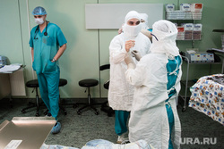 Операция на позвоночнике в Сургутской клинической травматологической больнице. Сургут, хирург