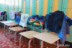 Визит врио губернатора Шумкова Вадима в Шатровский район., стулья, детский сад, детская одежда, сон час, детская мебель