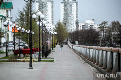 Екатеринбург во время пандемии коронавируса COVID-19, екатеринбург , виды города, covid-19