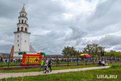 Клипарт. Свердловская область, невьянская башня