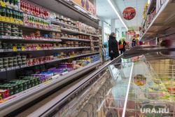 Магазин «Пятёрочка. Магнитогорск, покупатель, молочная продукция, йогурты, магазин, еда