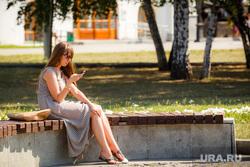 Жара в Екатеринбурге. Фонтан в дендропарке и Плотинка