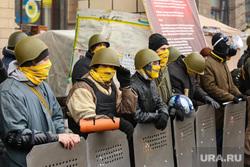 События на Майдане. Киев, майдан, революция, самооборона
