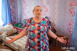 Расселение жителей поселка Шахты. Кизел, Пермский край, бабушка, пенсия