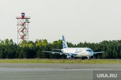 В аэропорту Челябинска приземлился «Суперджет» с вахтовиками Чаяндинского месторождения Якутии. Челябинск, авиация, сухой суперджет, суперджет