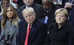 Сайт президента России, меркель ангела, трамп дональд, трамп мелания
