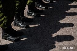 Учения по горной подготовке на базе тренировочного комплекса «Ергаки». Красноярский край, хребет Ергаки в Западных Саянах, берцы, военная форма