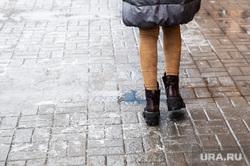 Клипарт. Гололед. Тюмень, тротуар, зима, плитка, гололед