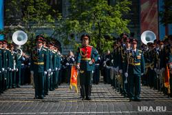 Парад Победы на Красной площади. Москва, военный оркестр, строй солдат, парад победы, красная площадь, 9 мая