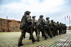 201-я российская военная база. Таджикистан, Душанбе, солдаты, военнослужащие цво, военная база, строй, 201военная база