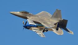 Клипарт depositphotos.com, американский военный самолет, военный самолет сша, истребитель, самолет f-22 raptor, самолет p-51 mustang