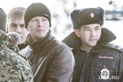 Следственный эксперимент по убийству двух девушек на горе Уктус. Екатеринбург, александров алексей