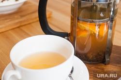 Завтраки в заведениях Екатерибурга, чай, чашка чая