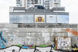 Пятьдесят второй день вынужденных выходных из-за ситуации с распространением коронавирусной инфекции CoVID-19. Екатеринбург, октябрьская площадь, благоустройство города, бесхозяйственность