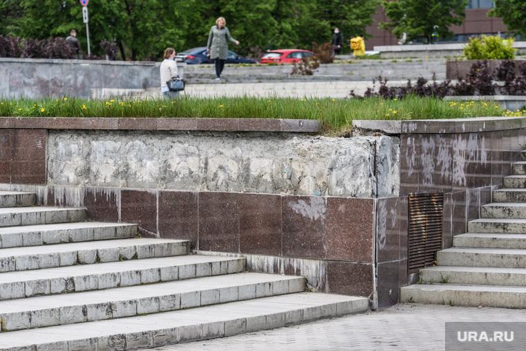 Пятьдесят второй день вынужденных выходных из-за ситуации с распространением коронавирусной инфекции CoVID-19. Екатеринбург